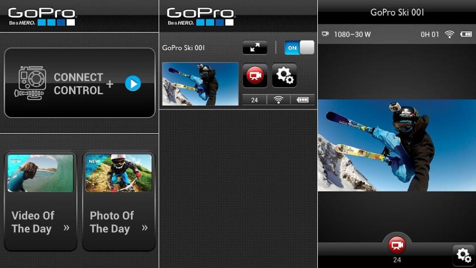 приложение Gopro скачать - фото 4